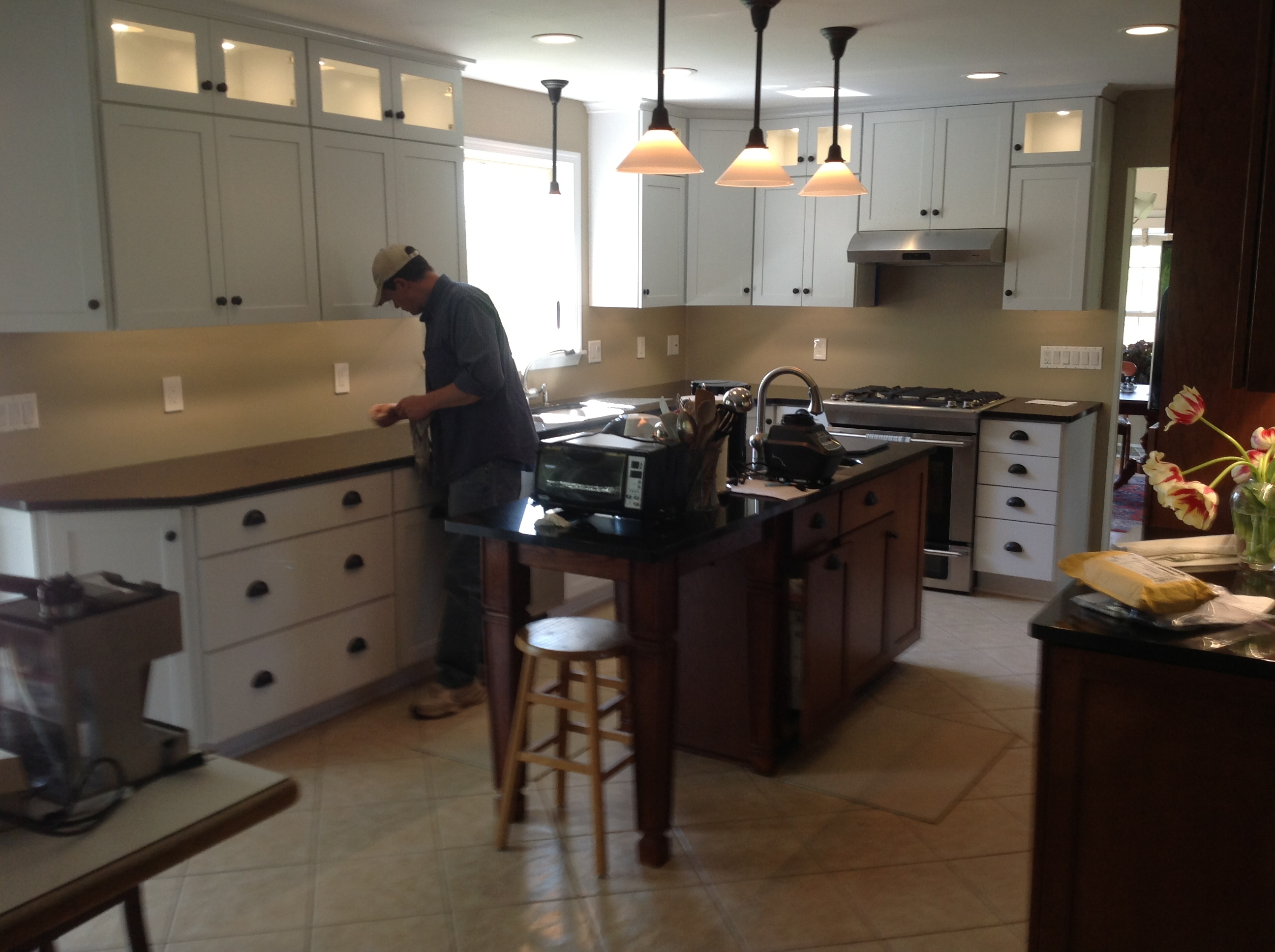 Kitchen Makeover – Autumn Ridge, Lansing